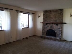 3 Bedroom Main Floor-Great Location, Very Clean