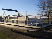 PONTOON BOATS Starting @ $6,995. 18-22' Seating 10+ Exc Cond London Ontario Preview