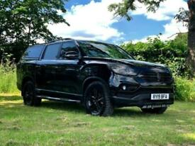 2020 Ssangyong Musso Brand new SEEKER MUSSO STEALTH EDITION Double Cab Pick Up S