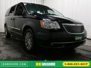 2014 Chrysler Town And Country Touring CUIR CAMERA DE RECUL HAYO