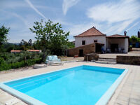 ***PORTUGAL Silver Coast***Dream Farmhouse with Pool, Reduced from £ 140.000