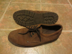 Brand new/Once worn Size 12 Leather Shoes