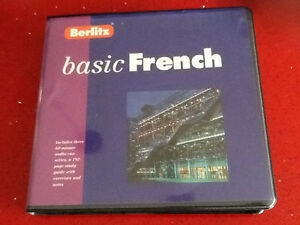 Berlitz - basic French