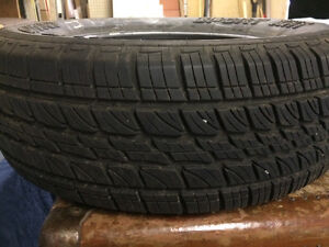 Wild country tires - great shape
