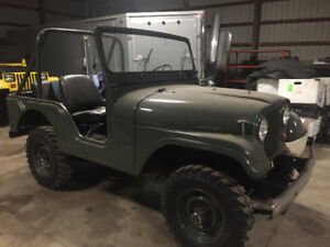 1968 jeep willy