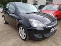 2008 FORD FIESTA 1.4 ZETEC CLIMATE 111K CAMBELT REPLACED