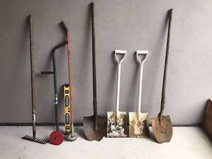 Excellent condition gardening tools Scoresby Knox Area Preview