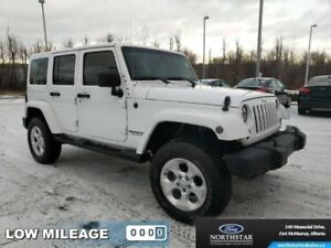 2014 Jeep Wrangler Unlimited Sahara|Nav|3-Piece Hard Top   - $11