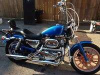 Harley Davidson ( price neg ) engine like new
