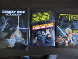 Family Guy Trilogy Star wars