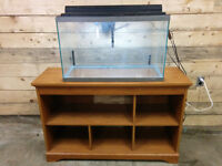 30 Gallon Fish Tank with Stand - Delivery Available