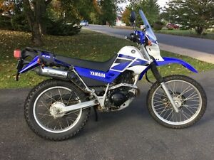 Yamaha 2007 XT 225 for sale