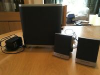 Harman/Kardon speakers