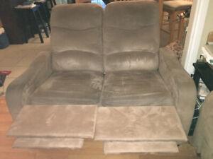À vendre sofas inclinables