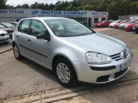 Volkswagen Golf 1.9TDI 2008MY S ONE OWNER FULL SERVICE HISTORY CHEAP CAR