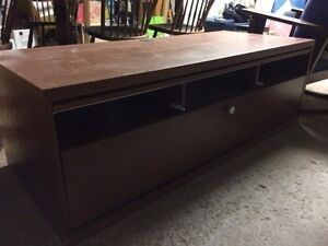 Wooden component console