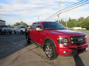 2013 Ford F-150 FX4 SuperCrew 5.5-ft. Bed 4WD Peterborough Peterborough Area image 3