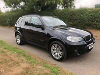 2012 12 BMW X5 3.0 XDRIVE30D M SPORT 5D AUTO 241 BHP DIESEL