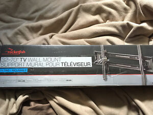 32-70inch TV wall mount used once