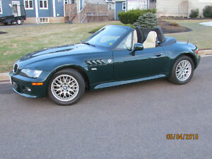 1999 BMW Z3 Heritage Edition Convertible
