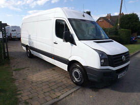 2013 62 Volkswagen Crafter 2.0TDi ( 109PS ) CR35 LWB