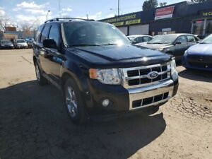 2010 Ford Escape Limited-AWD-LEATHER-