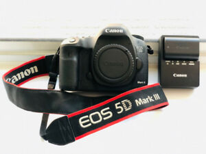 Canon 5D Mark iii body + Canon 24-70mm f2.8L (I)