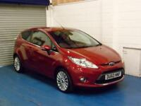 Ford Fiesta 1.6TDCi ( 95ps ) 2010.5MY 3 Door Titanium Only 51K!
