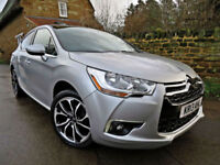 2013 CITROEN DS4 1.6 HDi ( 115bhp ) DSTYLE.