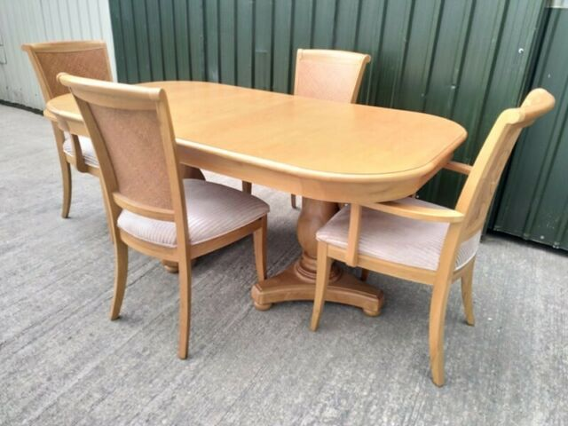 Dining Table & 4 Chairs NO OFFERS | in Pinchbeck, Lincolnshire | Gumtree