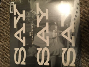 Paul McCartney/Michael Jackson Say Say Say Vinyl RSD Vinyl