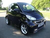 Smart Fortwo 1.0 mhd ( 71bhp ) Softouch Edition 21 Auto, 2014, 29000 Mls FSH,