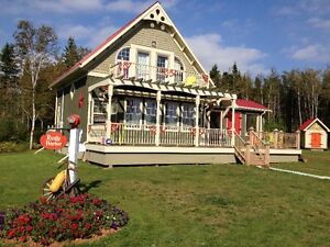 Rusty Anchor Chalet Vacation Rental
