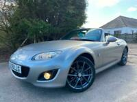 2009 59 MAZDA MX-5 2.0i SPORT TECH CONVERTIBLE 2DR,57,000 MILES F/S/H