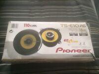 Pioneer speakers for sale