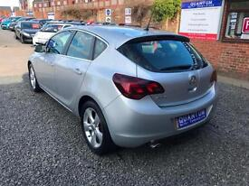 Vauxhall Astra 2.0CDTi 16v Turbo Diesel (160ps) SRi 5 Door Hatchback