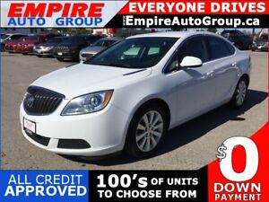 2016 BUICK VERANO LEATHER/CLOTH * POWER GROUP * LOW KM