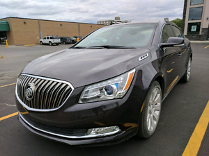 Buick lacrosse AWD heated leather seats