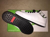Adidas Adicross Golf Shoes Men 8 - NEW