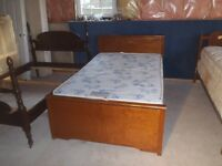 Complete 3/4 bed