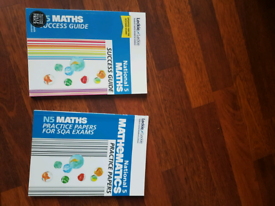 Maths National 5 Brand New , Practice Papers and Success Guide