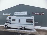 Auto Trail Apachie 700 six berth motorhome for sale