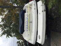 Excellent condition 23 foot Chaparral  power boat
