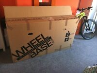 Large bicycle box