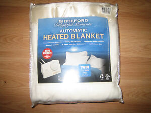 New electric blanket