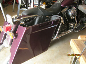 RoadKing Classic stretch bags low klicks   trade convertable