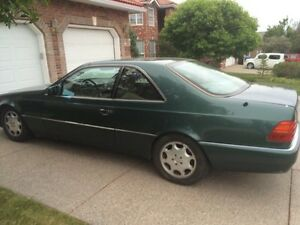 1995 Mercedes-Benz Coupe - NICE RIDE