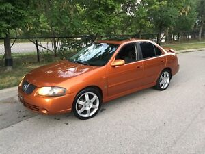 2004 NISSAN SENTRA SE-R 6spd MANUAL AMAZING CONDITIONS