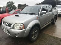 2002 Nissan Navara D22 2.5 Diesel