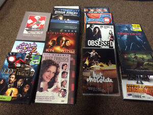 Assorted Adult DVD Movies